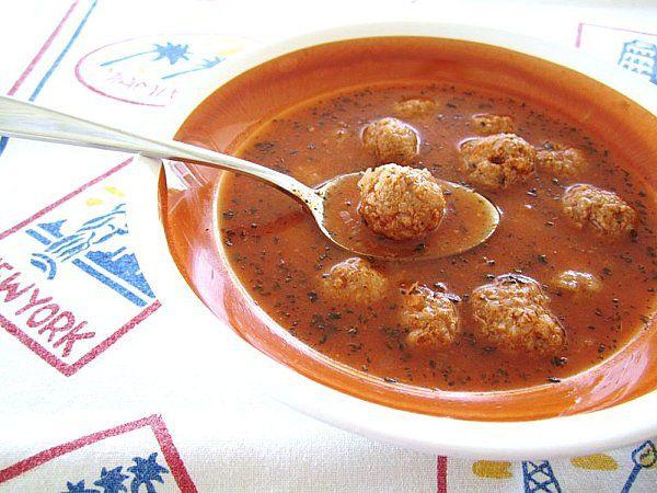 Mission: Food: Armenian Meatball Soup