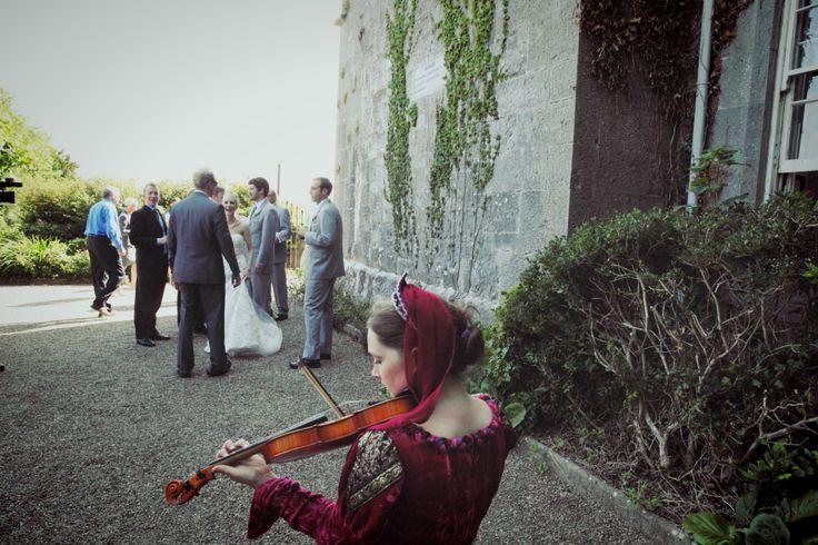 35 Best Images About Weddings At Knappogue Castle On Pinterest