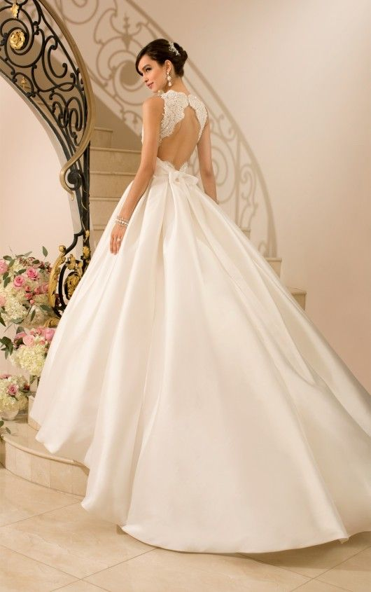 102 best images about wedding dresses on Pinterest | Stella york ...