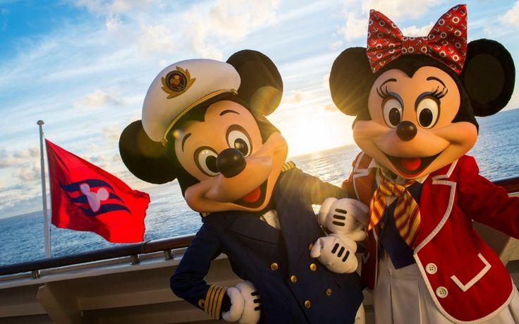 The Disney Magic Cruise Ship Gets a Makeover