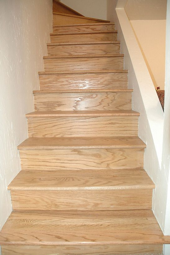 Best 25+ Hardwood Stairs Ideas On Pinterest | Staircase Remodel, Banister  Ideas And Craftsman Staircase