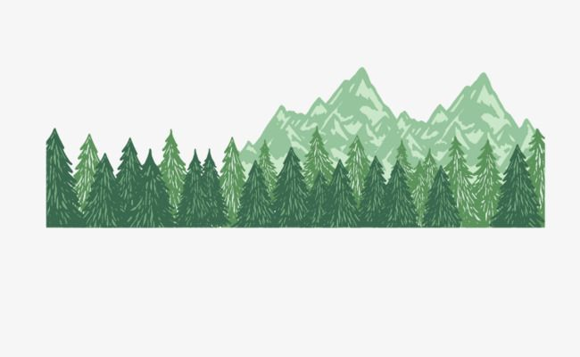 Vector Mountains Mountain Clipart Pine Trees Png Transparent Clipart Image And Psd File For Free Download Clipart Images Mountain Clipart Clip Art