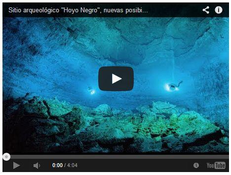 "jighInfo Cultural: Sitio arqueológico  ""Hoyo Negro"", video INAH http://jighinfo-cultura.blogspot.com/2014/05/sitio-arqueologico-hoyo-negro-video-inah.html?spref=tw"