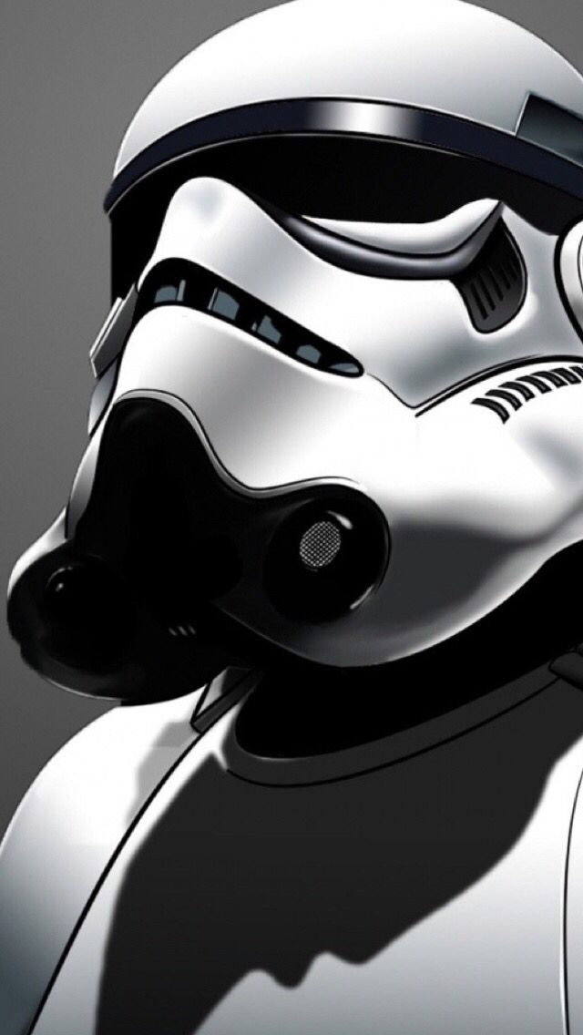 Stormtrooper iPhone 6 wallpaper Wallpapers Pinterest