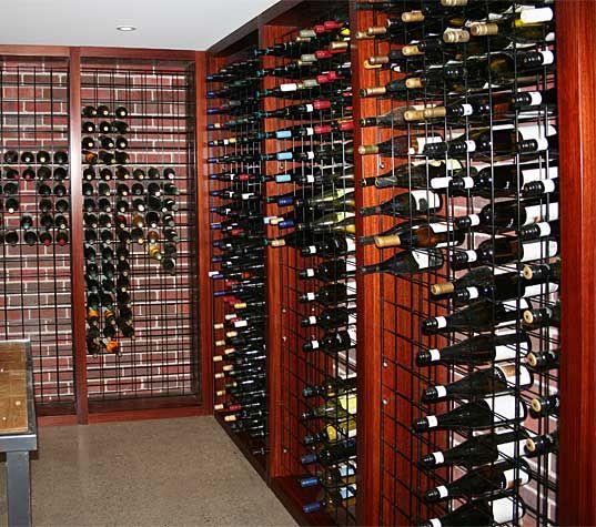 wire wine rack - Google Search