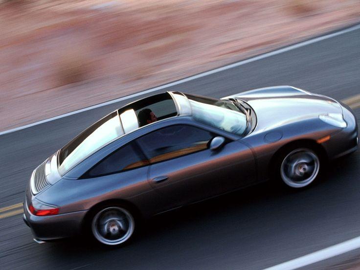 PORSCHE 911 996 TARGA
