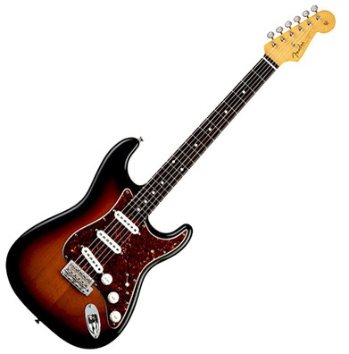 Fender John Mayer Stratocaster - I'd take a Mexico/US version of this, not necessarily the JM sig model.