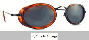 Nifty 80s Sport Sunglasses - 228 Tortoise