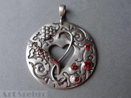 Biżuteria srebro - wisior Promocja 129, zł
