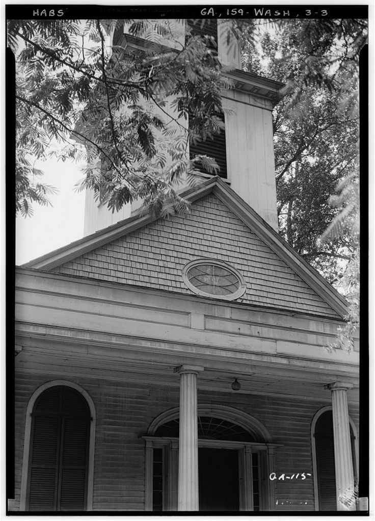 Presbyterian Church, Washington, Wilkes County, GA