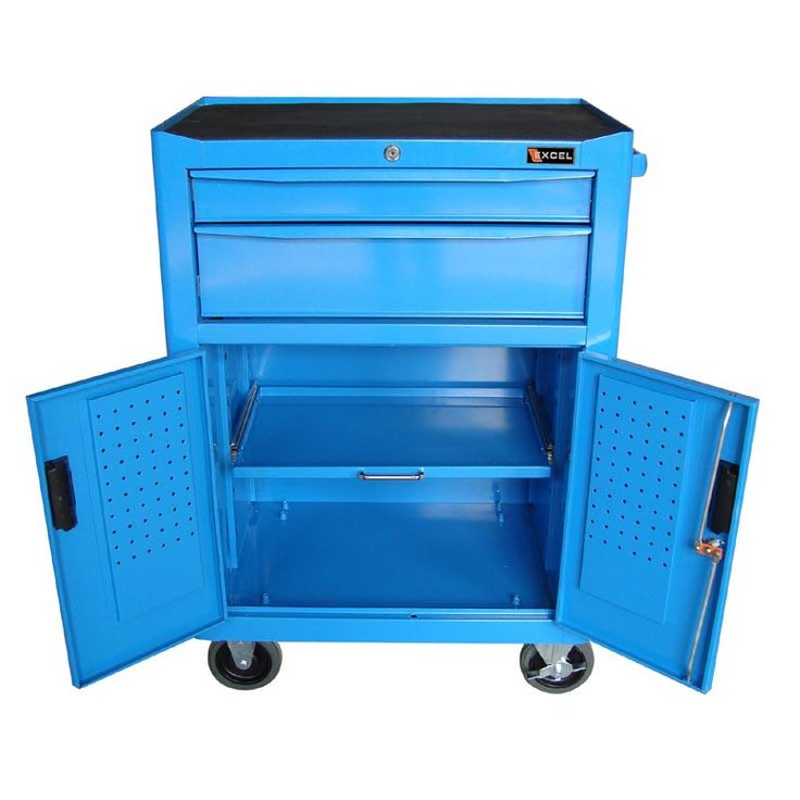 Elegant Plastic tool Storage Cabinets