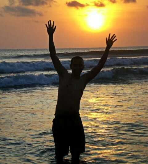 Kuta beach - BALI INDONESIA