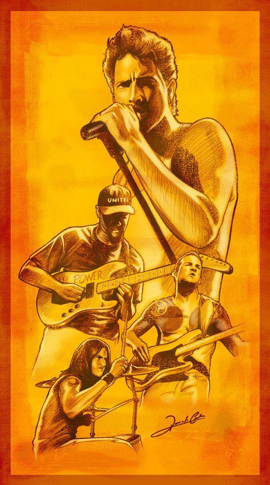 Audioslave - Série Ouro by Renato Cunha