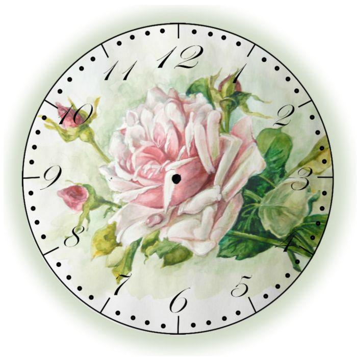 доставка зеркальные картинки для декупажа цветные циферблаты часов квадратные время думала, что