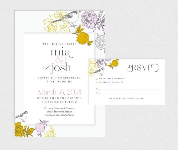 40 best wedding invitation cards images on pinterest invites