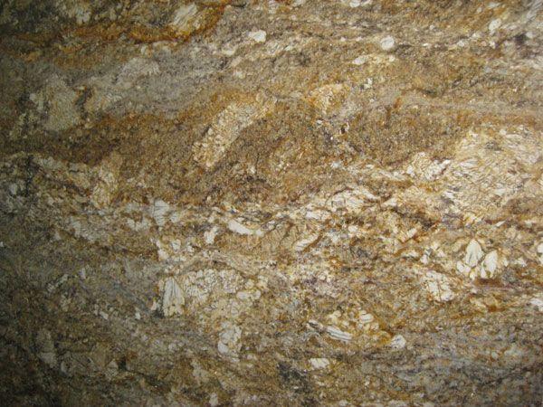 Caramel Colored Granite Description Chunky Veins Of