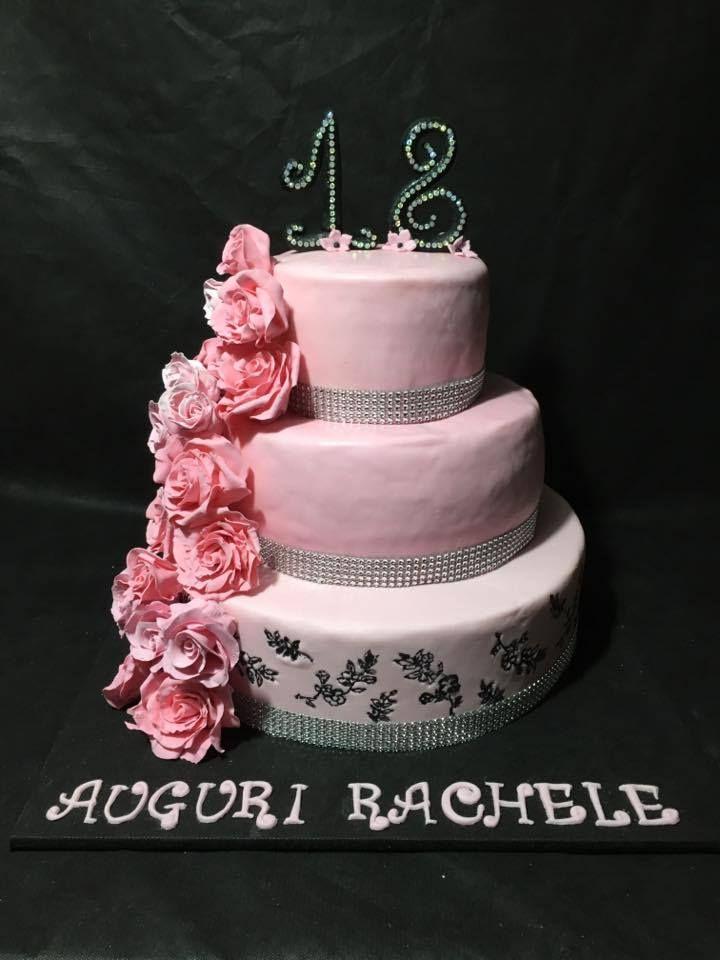 I 18 anni di Rachele