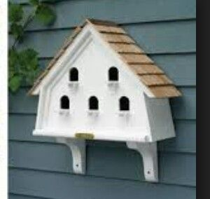 Apartments for birds
