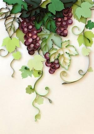 Paper Quilling by Lisabap71
