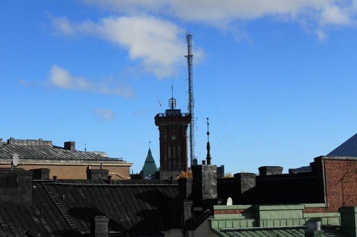 Helsinki rooftop.Ln.