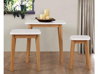 Birlea Felicity Rectangular Nest Of Tables