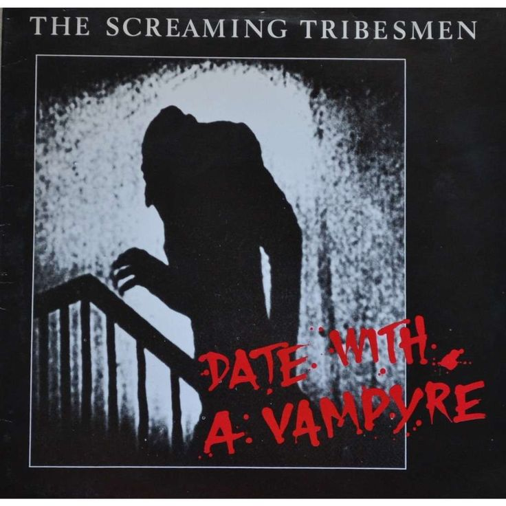 Screaming Tribesmen Date With A Vampyre Maxi 45T