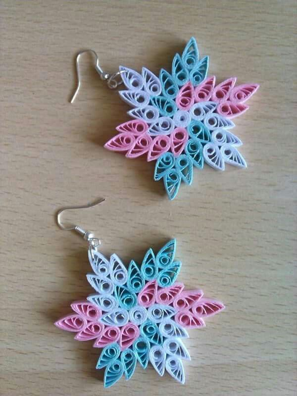 Quilling earnings