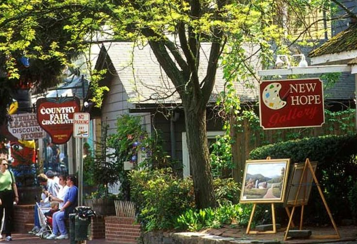 New Hope Pennsylvania | Official Travel Guide