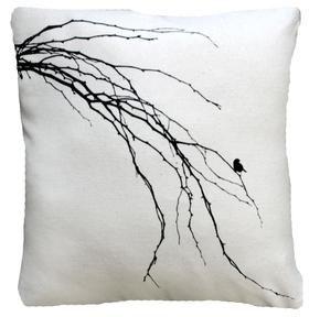 Fabric pillow - Love Milo. Repin and shop at manjjaro.com #shop #design #africa