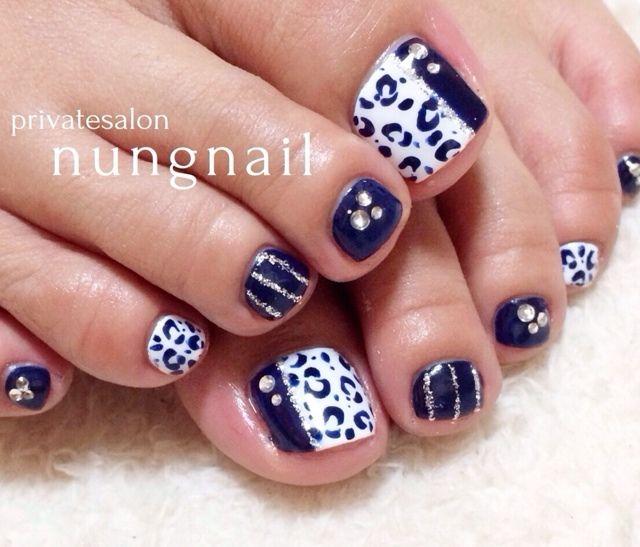 620 best Toe nail art images on Pinterest | Toe nail art, Pedicures ...