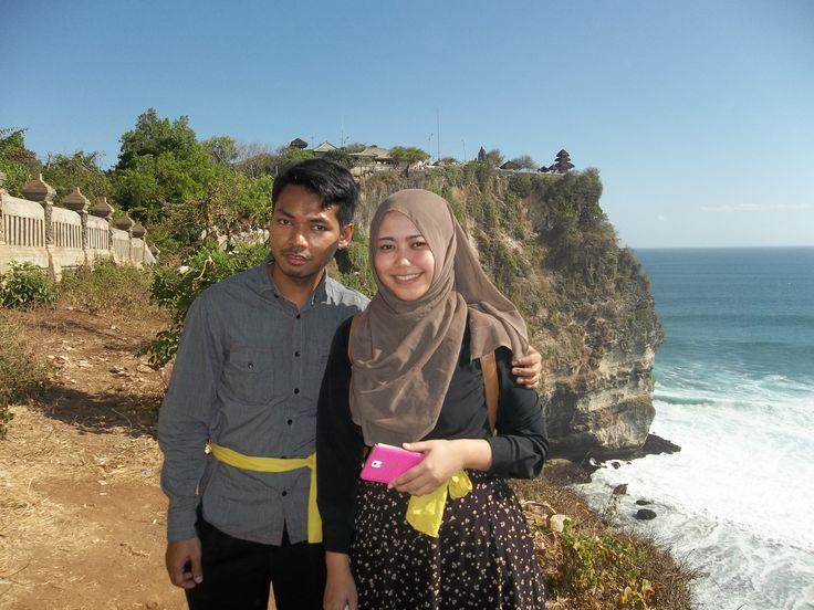 #Uluwatu #Bali #Sea #RockStone