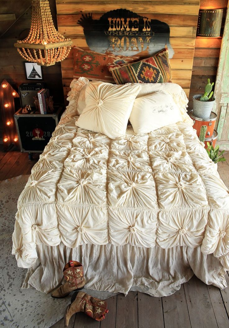 western bedroom ideas. The lazybone jersey comforter cream  Bedroom CountryWestern DecorWestern Best 25 Western bedroom themes ideas on Pinterest