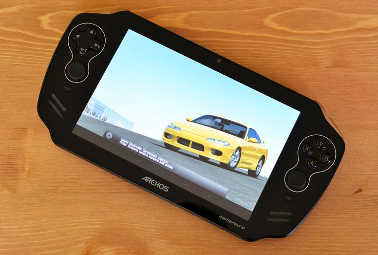 Czy to tablet czy konsola? Test #Archos #Gamepad 2