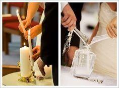LA CEREMONIA DE  LA  UNIDAD  La Ceremonia de la Unidad es un pequeño ritual que se lleva a cabo durante la ceremonia de boda y que simboliza...