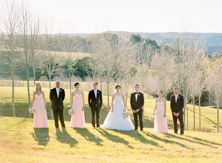 Jac & Heath Photography | bridal party | Australia wedding