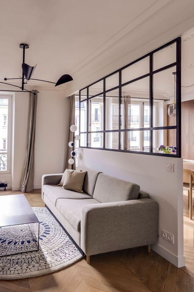 Idee Renovation Salon renovation of an apartment in paris 16th, un archi dans ma