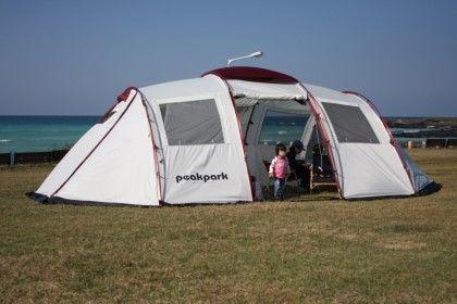 동계캠핑 추천 텐트 - 피크파크 세컨하우스를 가족용 겨울철 텐트로 추천합니다 : 네이버 블로그