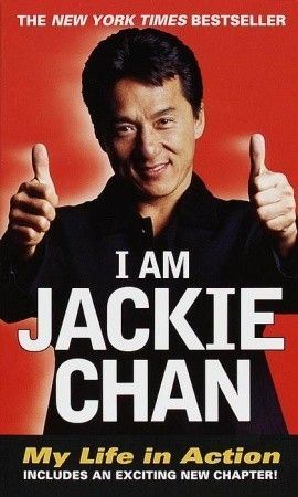 I Am Jackie Chan: My Life in Action. What can I say Jackie Chan is awesome!!! :)