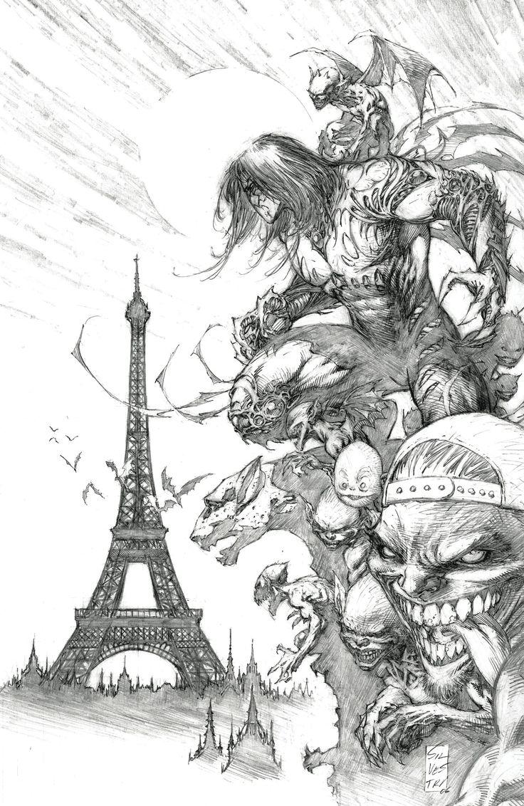 Marc Silvestri (Person) - Comic Vine