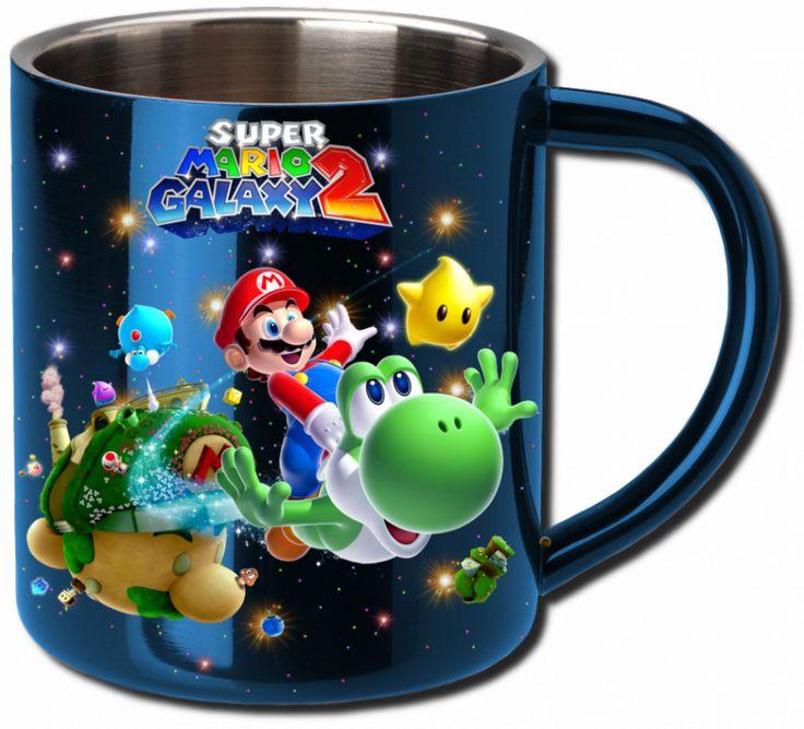 Mug Super Mario galaxy 2