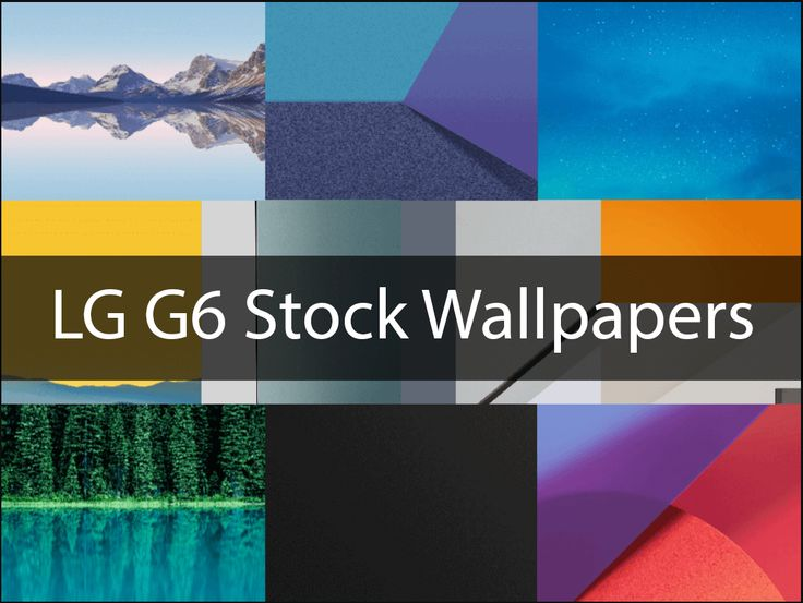 Download LG G6 Stock Wallpapers – QHD Resolution