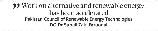 ICONGET 2016: Investment part of solution to energy crisis - The Express Tribune