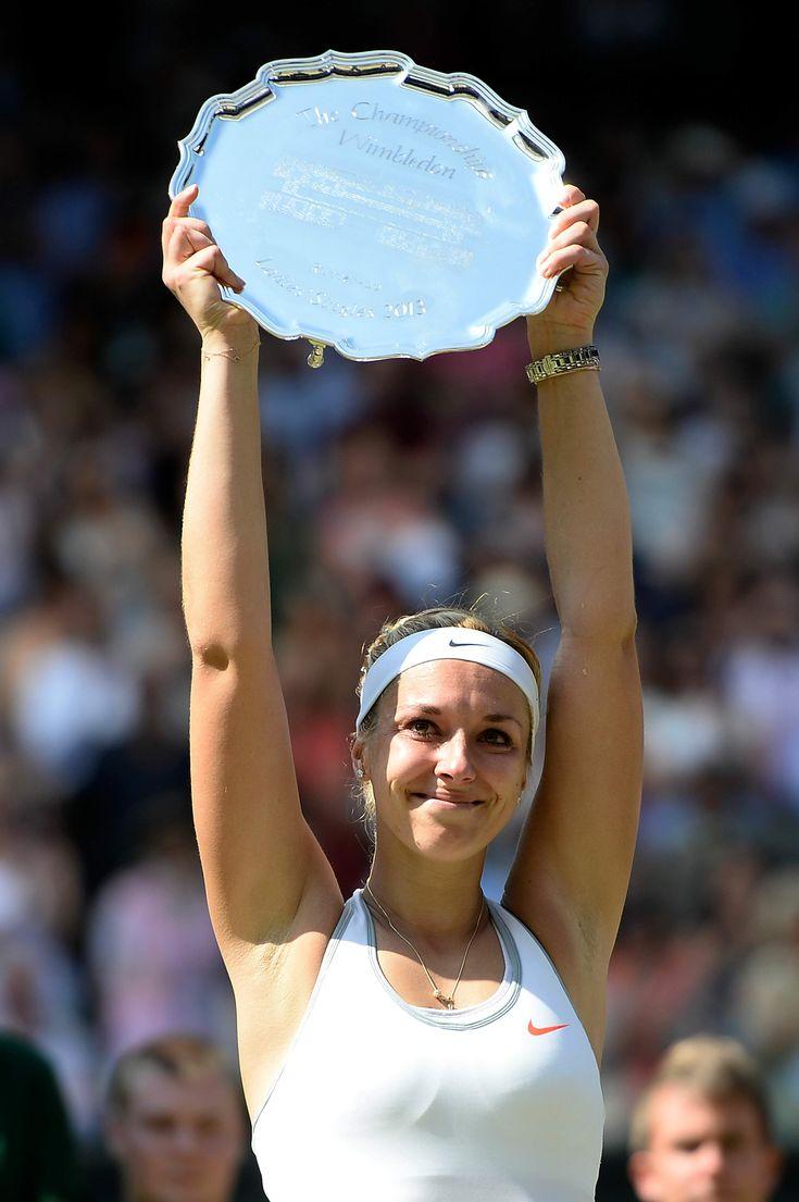 Sabine Lisicki - Final Match of the Wimbledon Tennis Championships July 6-2013 #WTA #Lisicki #Wimbledon