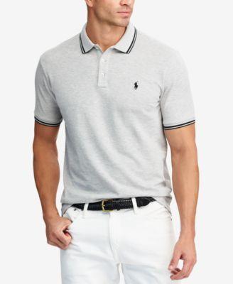 POLO RALPH LAUREN Polo Ralph Lauren Men'S Big &Amp; Tall Classic Fit Mesh Polo. #poloralphlauren #cloth # polos