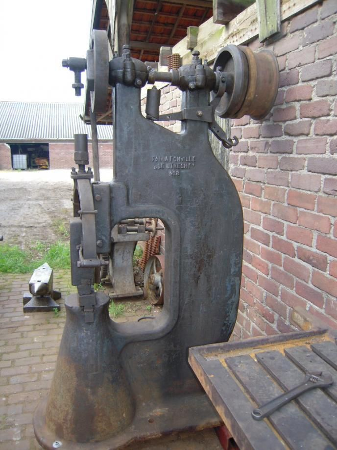 How To Make A Blacksmith Power Hammer Google Search
