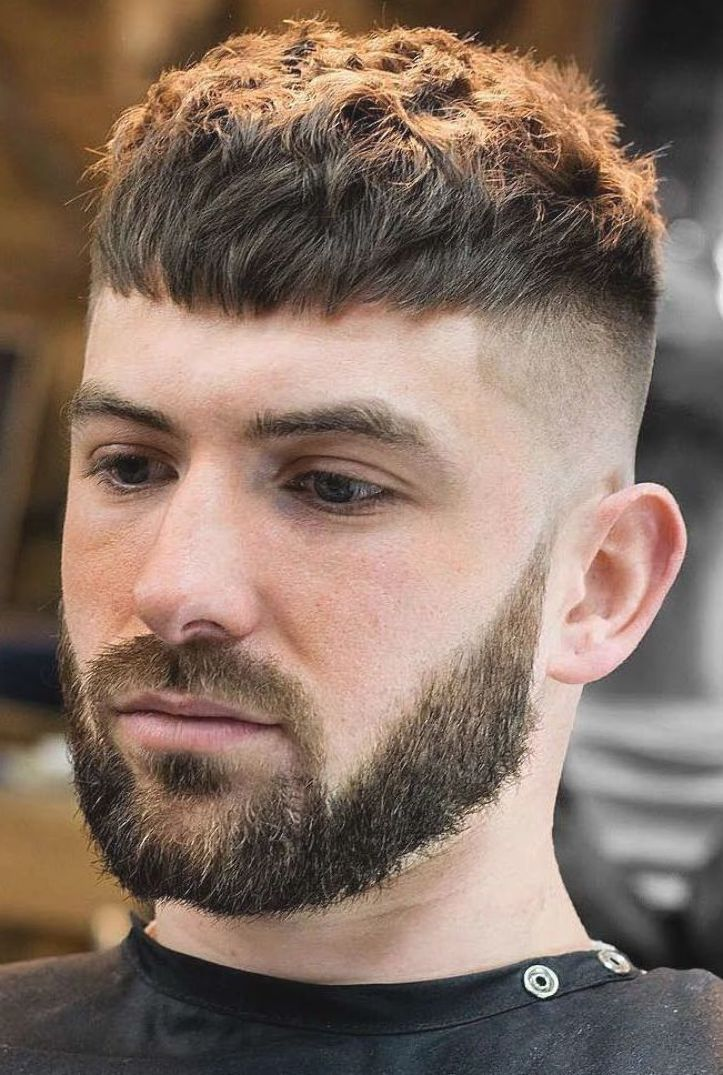 10 Timeless French Crop Haircut Variations In 2018 Styling Guide In 2020 Thick Hair Styles Crop Haircut Haircuts For Men