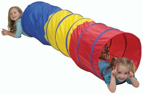 """""""Find Me"""" Multi-Color Play Tunnel"""