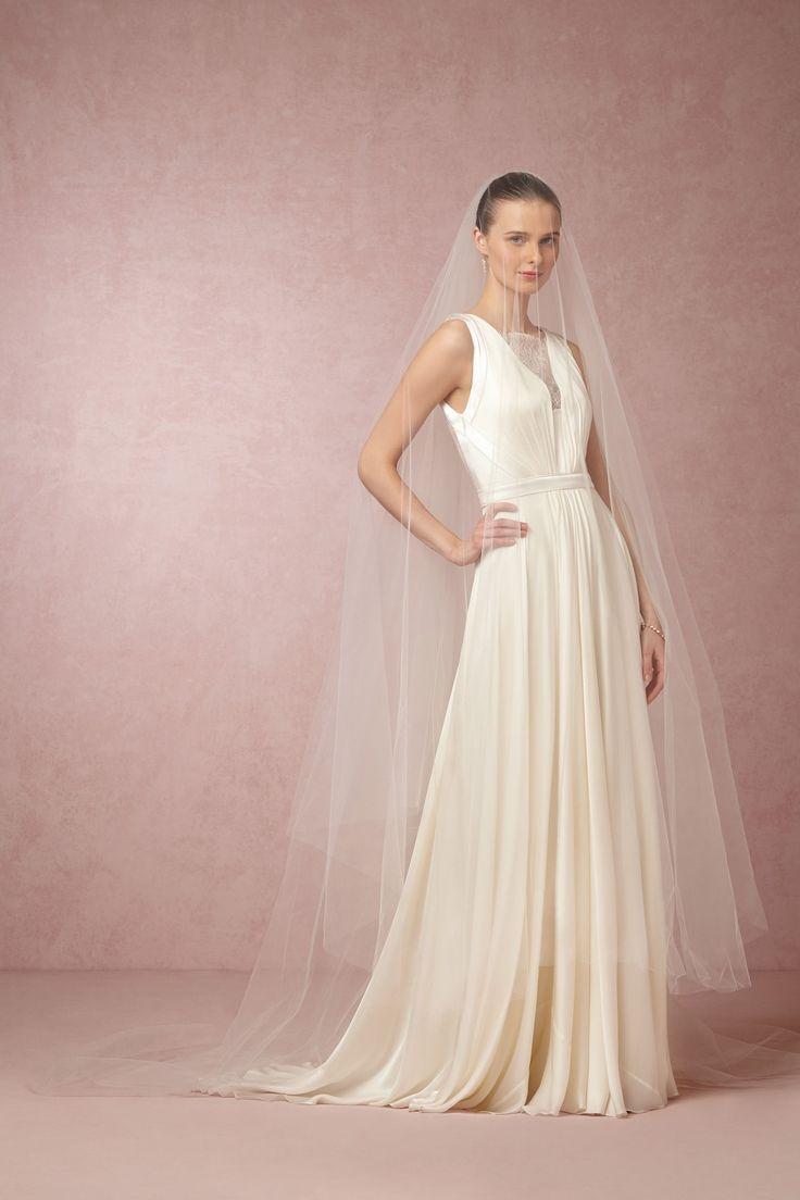 Athena Cathedral Bridal Veil