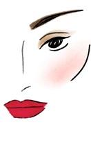 Etsee Lauder Make Up Look--- Mad Men