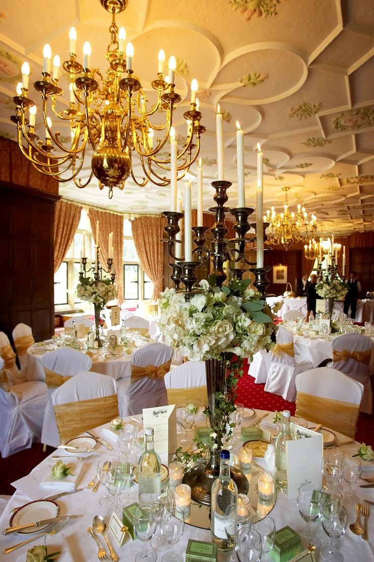 Wedding Breakfast, Eastwell Manor